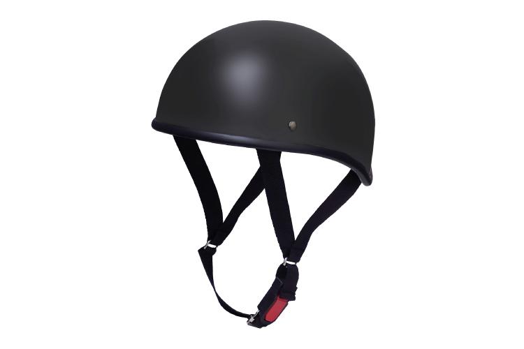 バイクパーツセンター ヘルメット ダックテール マッドブラック 711805 XL?