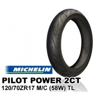PILOT POWER 2CT 120/70ZR17