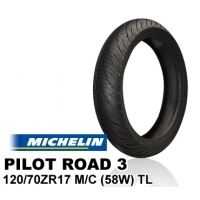 MICHELIN PILOT ROAD3 120/70ZR17