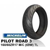 MICHELIN PILOT ROAD3 160/60ZR17
