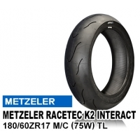 RACETEC K2 INTERACT 180/60ZR17(73W)