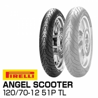PIRELLI ANGEL SCOOTER 120/70-12 51P TL 2769700