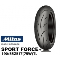 MITAS SPORT FORCE+ 190/55ZR17 (75W) TL