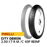PIRELLI CITY DEMON 2.50-17 R M/C 43P REINF  2044600